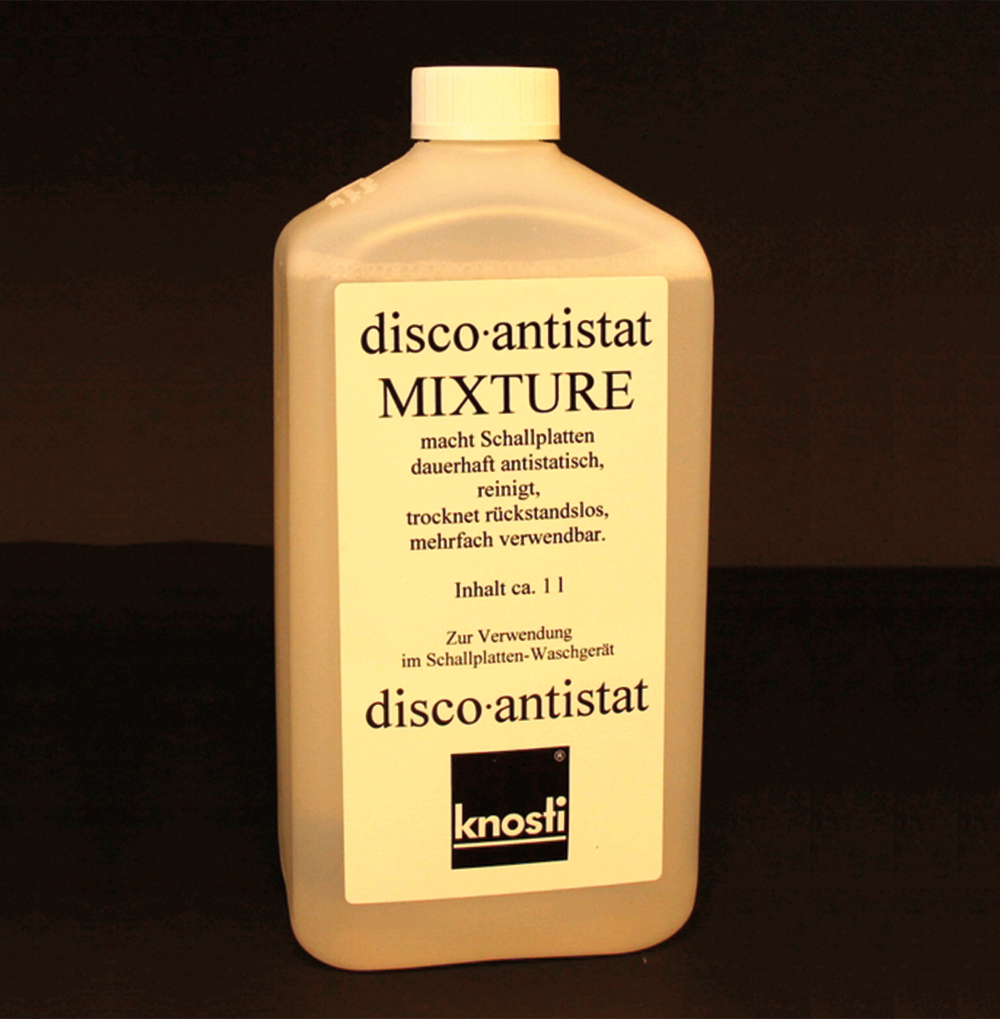 Tonar Knosti Disco Antistat mixture vinyl cleaning fluid
