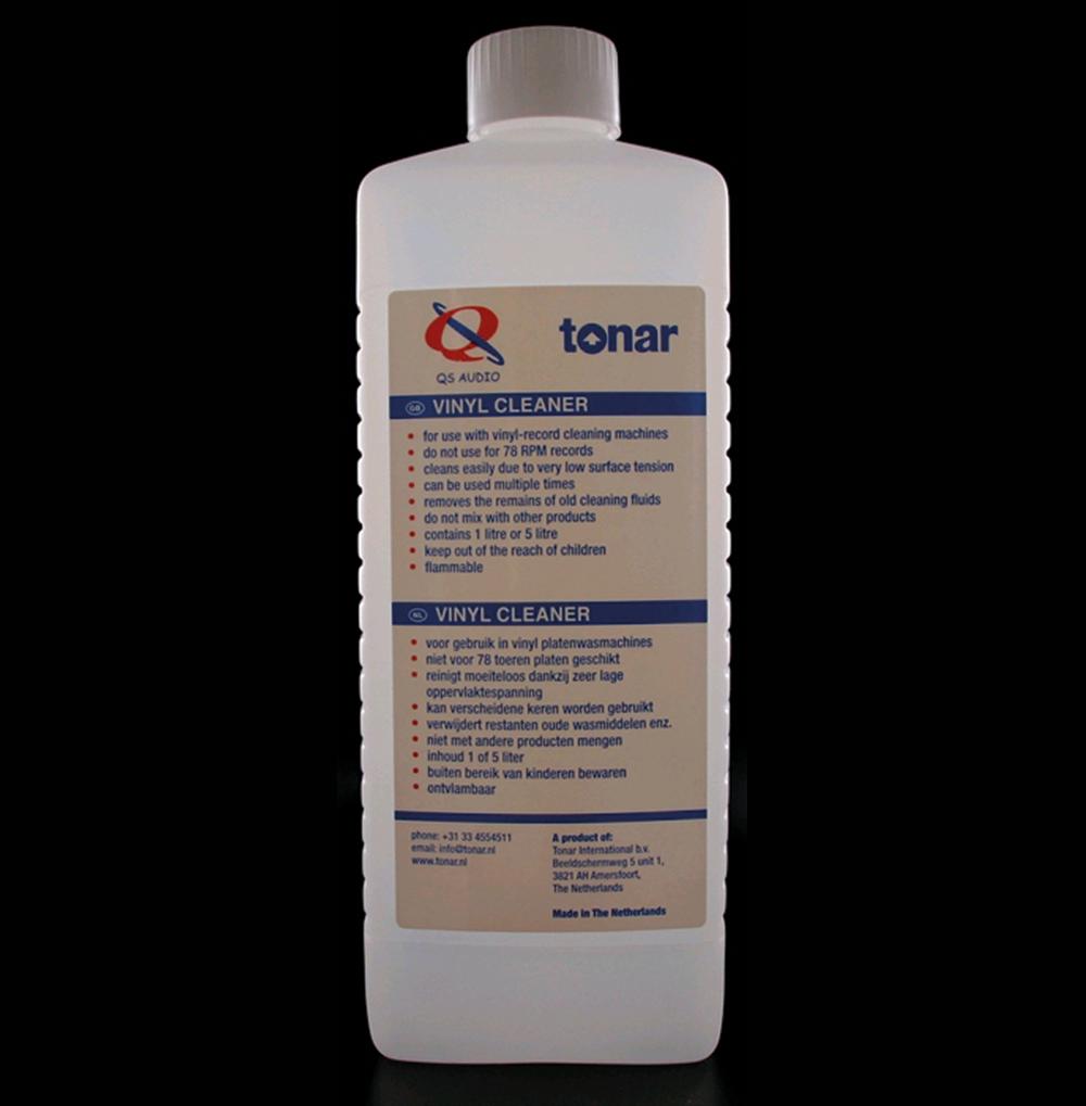 Tonar QS vinyl cleaner 1 liter
