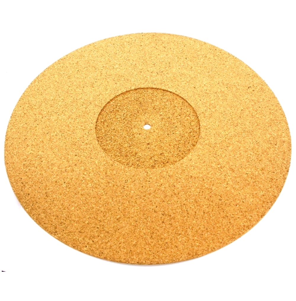 Pure Cork Turntable Mat Dia 295 Mm