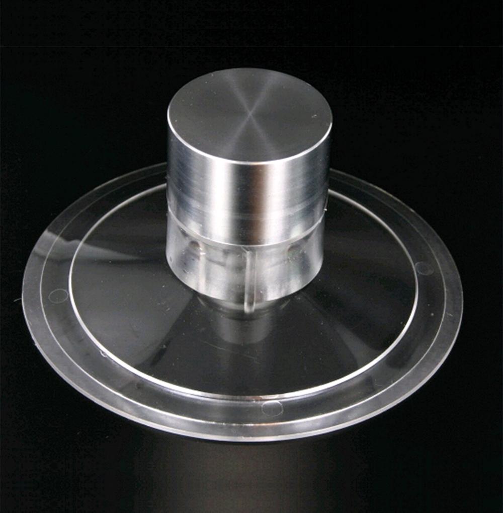 Tonar Record clamp nickel top
