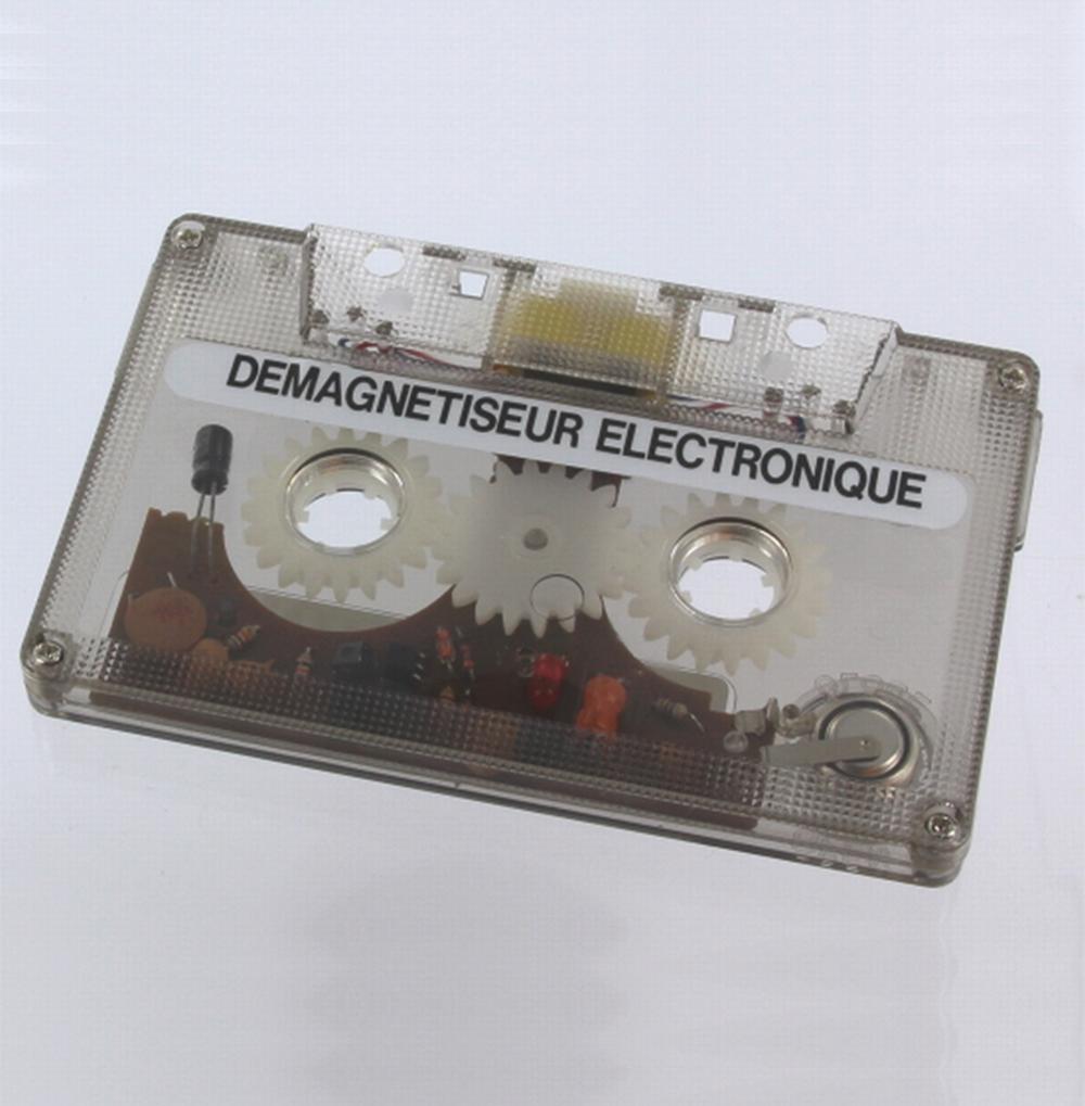 Tonar Démag electronic demagnetising cassette